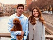 吸粉无数,罗贝托和未婚妻为自己的宠物狗建社交账户