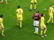 比赛集锦:尼斯 1-2 巴黎圣日耳曼