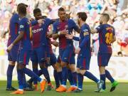 比赛集锦:巴塞罗那 2-0 毕尔巴鄂竞技