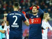 比赛集锦:RB莱比锡 2-1 拜仁慕尼黑