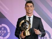 2017年葡萄牙足球先生:C罗