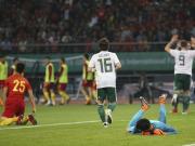 大喜娱乐官网集锦:中国 0-6 威尔士