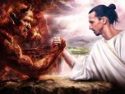 上帝与红魔握手,伊布告别曼联