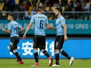 大喜娱乐官网集锦:乌拉圭 2-0 捷克