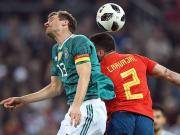 大喜娱乐官网集锦:德国 1-1 西班牙