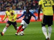 大喜娱乐官网集锦:法国 2-3 哥伦比亚
