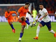 大喜娱乐官网集锦:荷兰 0-1 英格兰