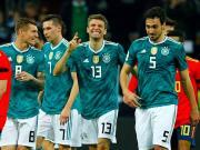 德国1-1西班牙:世界杯年的穆勒,感受一下?