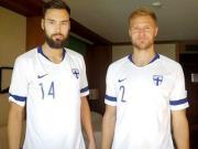 耐克发布芬兰国家队2018主场球衣