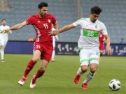 伊朗国家队身着新球衣亮相热身赛
