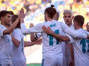 平巴萨,皇马西甲进球并列第一