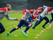 一种有氧高强度训练方法研究:廷斯门对门小场比赛