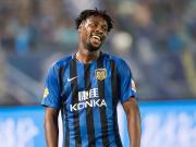 世界射手排名:博阿基耶中超最高,武磊上升到第18位