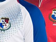 巴拿马国家队2018世界杯主场球衣发布!