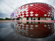 俄罗斯球场巡礼12:莫斯科奥特克里蒂竞技球场