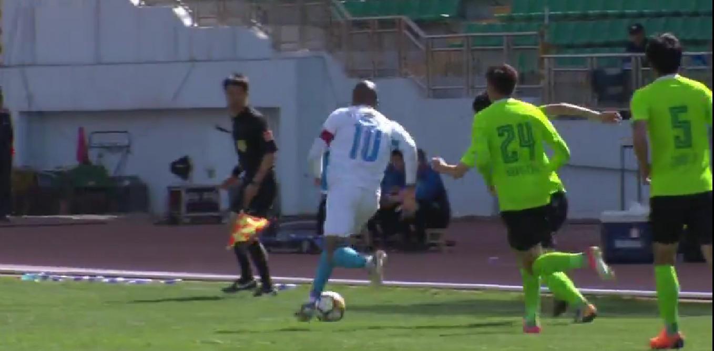 新疆1-4呼和浩特6轮不胜桑戈尔梅开二度多利两射