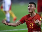 于大宝生日,中国足球队送祝福