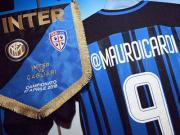 国际米兰推出球员社交媒体帐号球衣印字