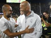 从球员到教练,加图索、瓜迪奥拉和齐达内一直是俱乐部的象征