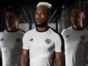 为梦飞翔,哥斯达黎加国家队2018世界杯客场球衣发布