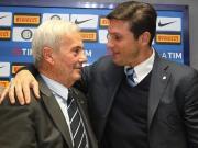 萨内蒂:西莫尼就像我们父亲;遗憾1998年没有夺得意甲冠军