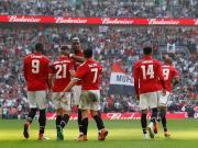 曼联2-1逆转热刺晋级足总杯决赛,桑切斯破门,埃雷拉制胜