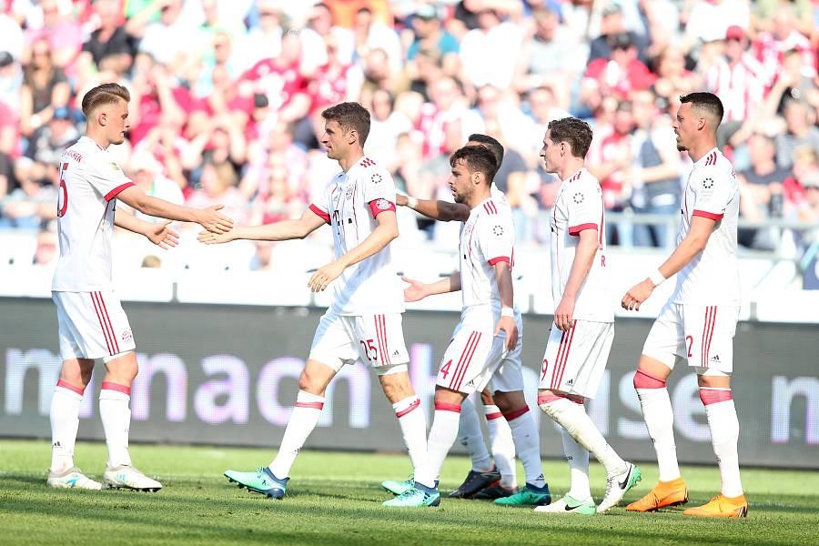 萨利哈米季奇:迈不会离开拜仁