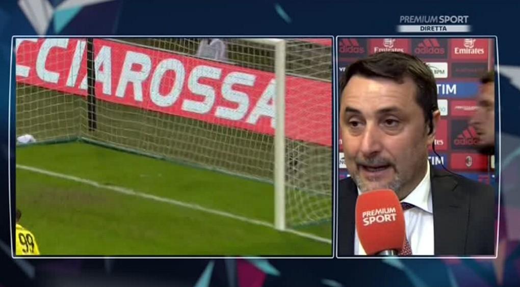 米拉贝利:必须向米兰球迷道歉