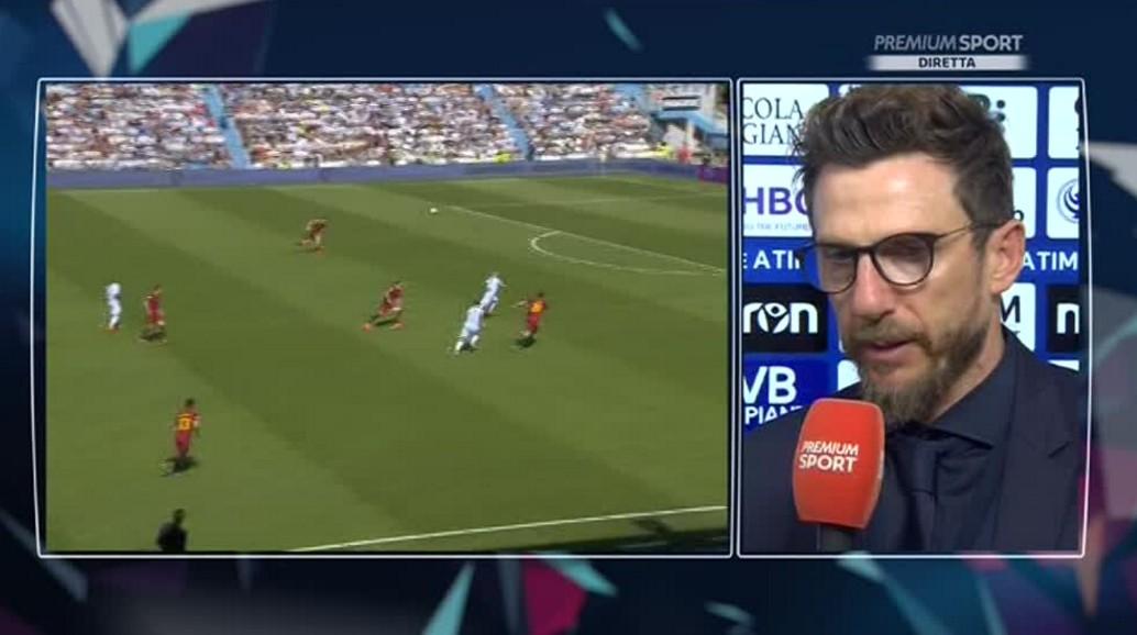 迪帅:现在要专注于备战利物浦
