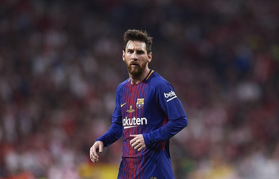 8次国王杯决赛,梅西收获6进球、6助攻、6冠军