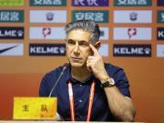 古特比:中国足球要找自身特色