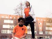 耐克发布荷兰国家队2018主客场球衣
