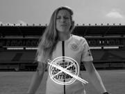 不服来战,科林蒂安女足推出反对性别歧视球衣