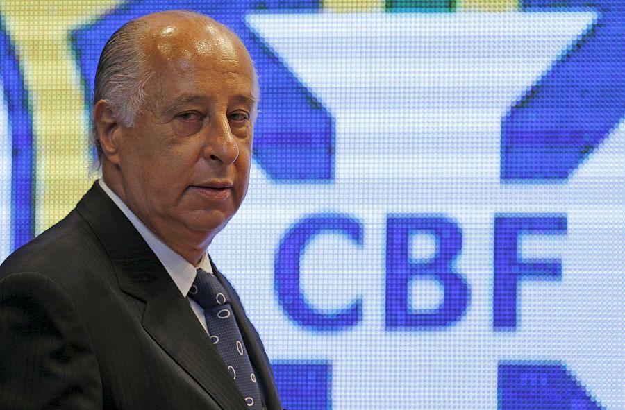 受贿,巴西足协主席被永久禁足