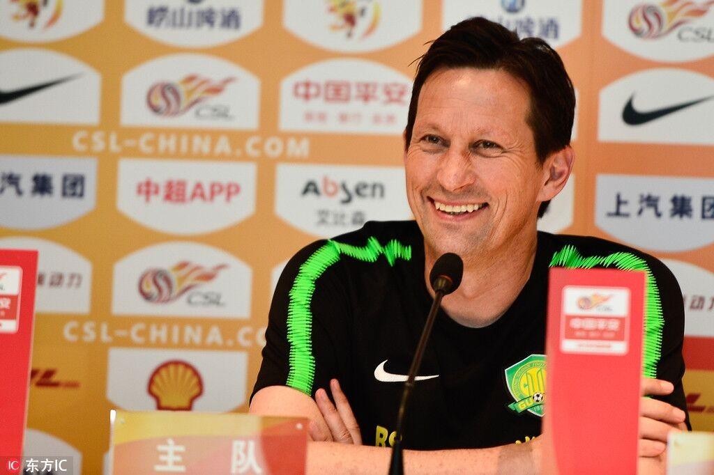 施密特:李磊会缺席3周的比赛