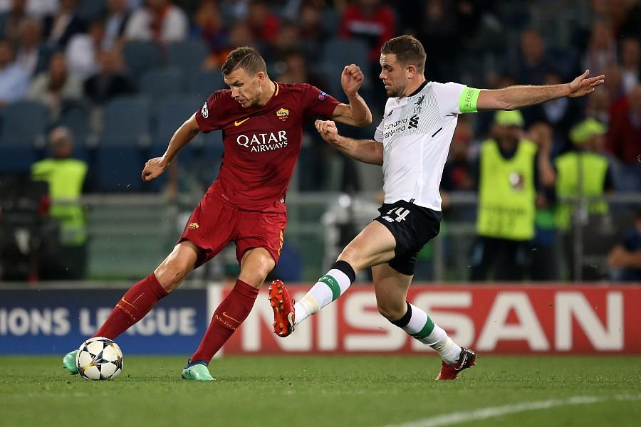 遗憾,罗马成近13年来首支淘汰巴萨却没进欧冠决赛的球队