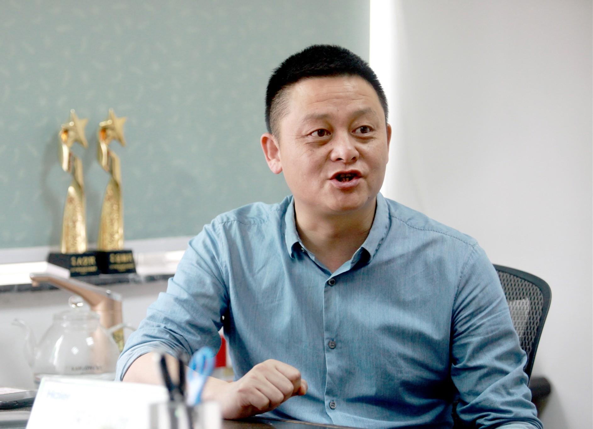 专访海尔深圳分公司总经理褚健中:相信深足,一定会更好