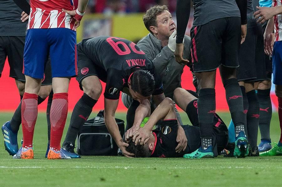 天空:科斯切尔尼跟腱撕裂,无缘俄罗斯世界杯