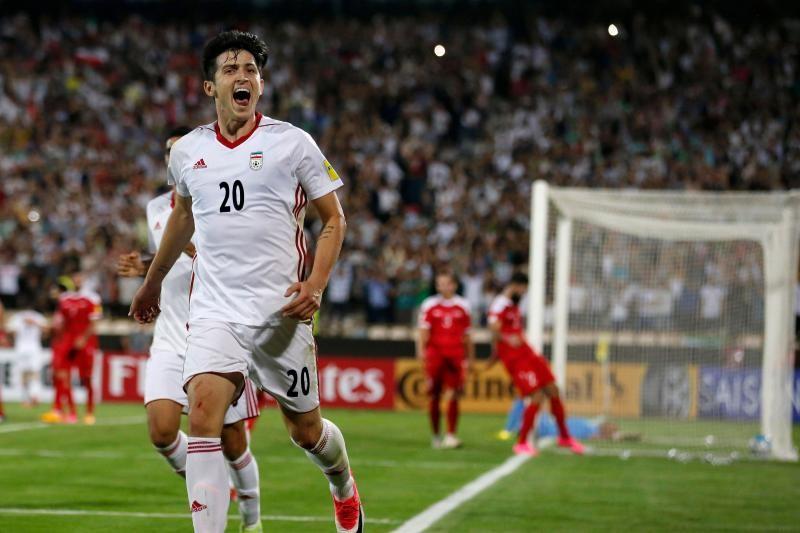 伊朗天才阿兹蒙:世界杯能否成为他登陆豪门的