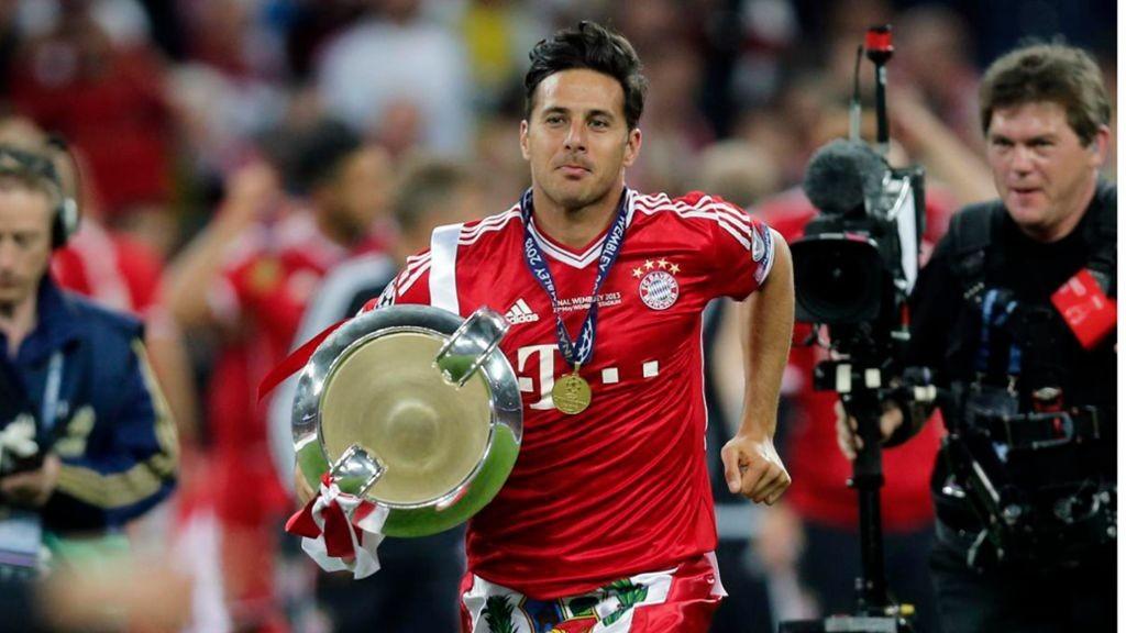 皮萨罗:退役后可能回拜仁