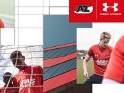UA发布阿尔克马尔2018/19赛季主场球衣