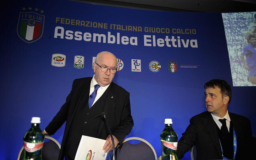 塔维奇奥:文图拉是我和里皮选的;没辞职会重新聘请孔蒂