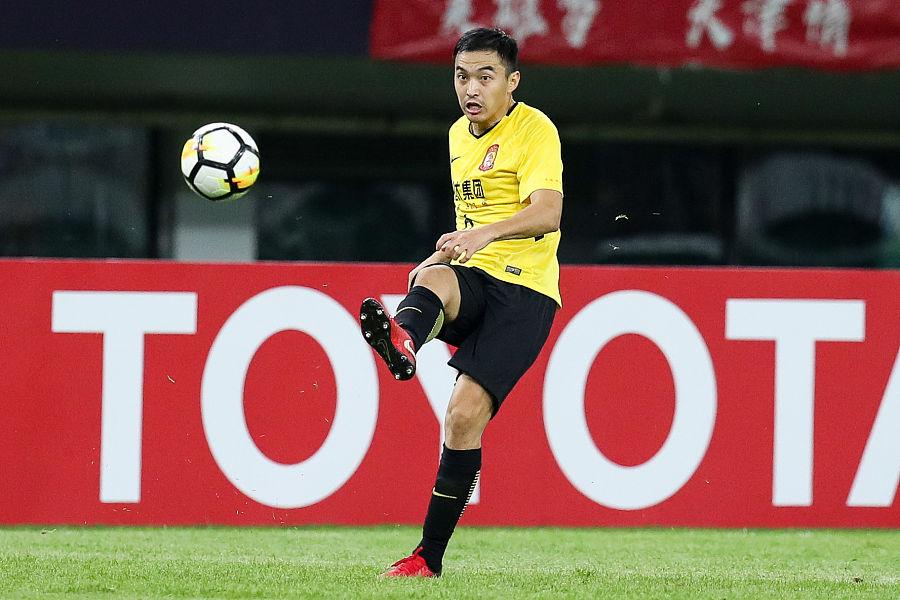 冯潇霆:满意0-0的比赛结果