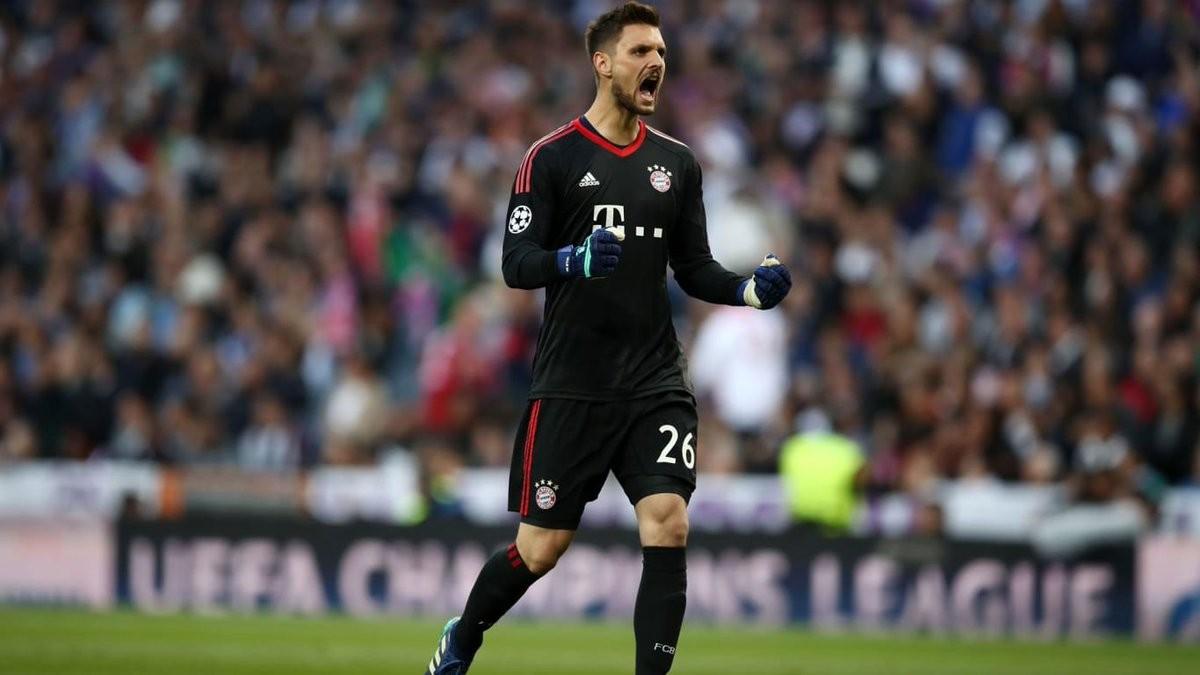 拜仁四月最佳球员:乌尔赖希