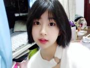女球迷采访:皇马巴萨难抉择的动漫专业妹子刘锶淇