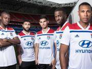 面向未来,里昂2018/19赛季主客场球衣发布