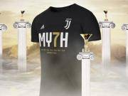 尤文图斯推出意甲七连冠特别版冠军T恤