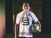 布列塔尼亚骄傲!雷恩2018/19赛季客场球衣发布!