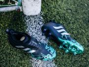 阿迪达斯发布Glitch 18 Parisskin外靴