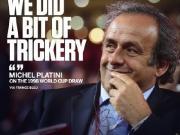 1998世界杯抽签时东道主是如何做手脚的?